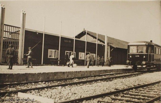 gara din tulcea port